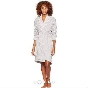 💫New! UGG Blanche II Robe In Seal Heather💫
